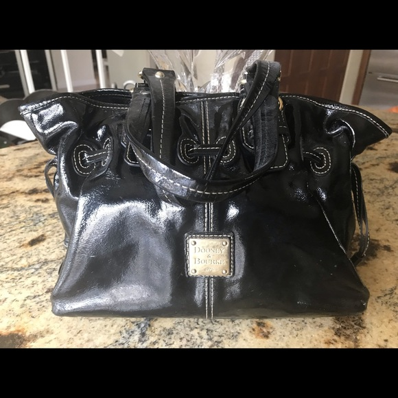 Handbags - Authentic DOONEY & BOURKE patent tote